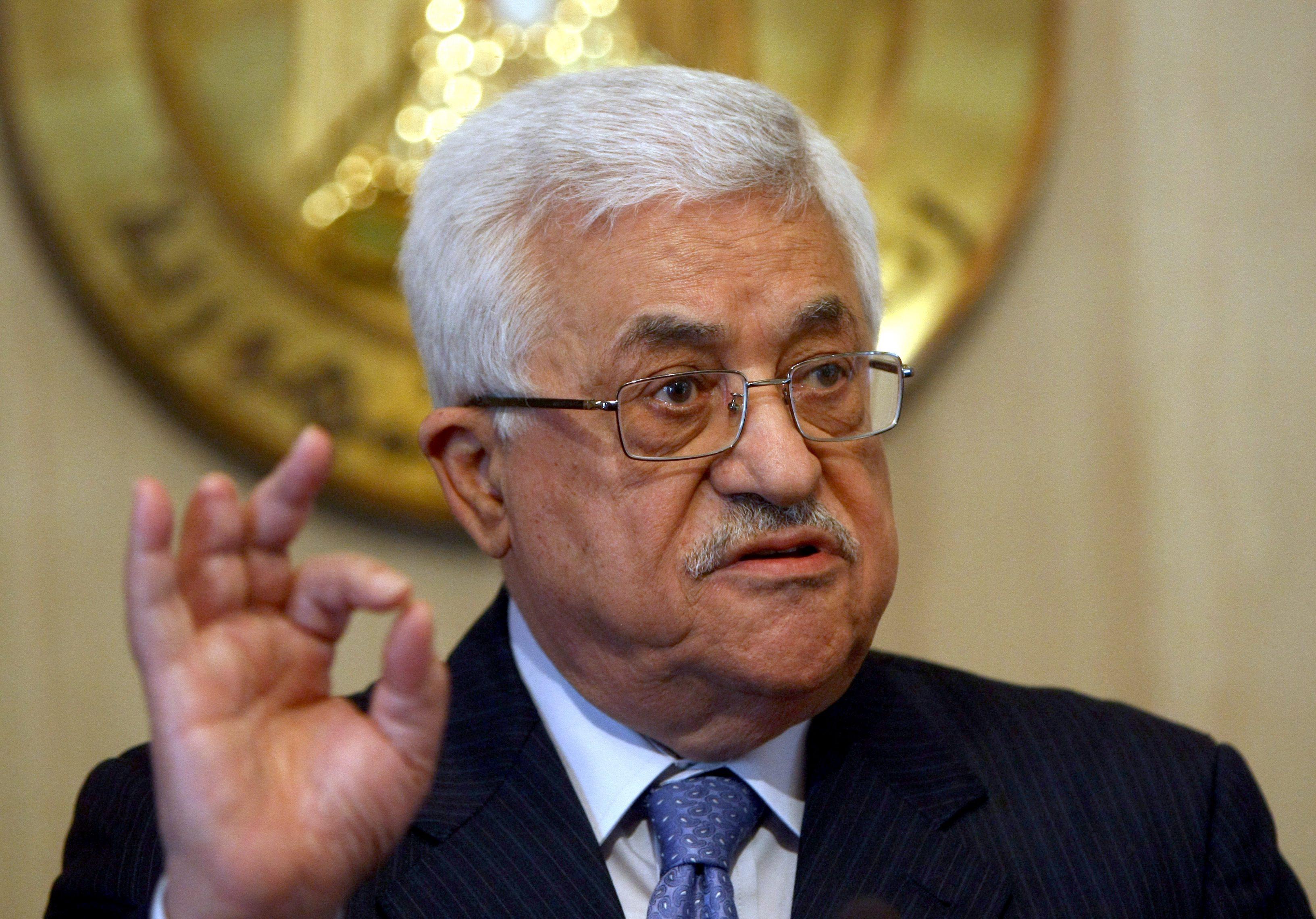 محمود عباس: لن ينعم أحد بالأمن ما لم ينعم به أطفال فلسطين