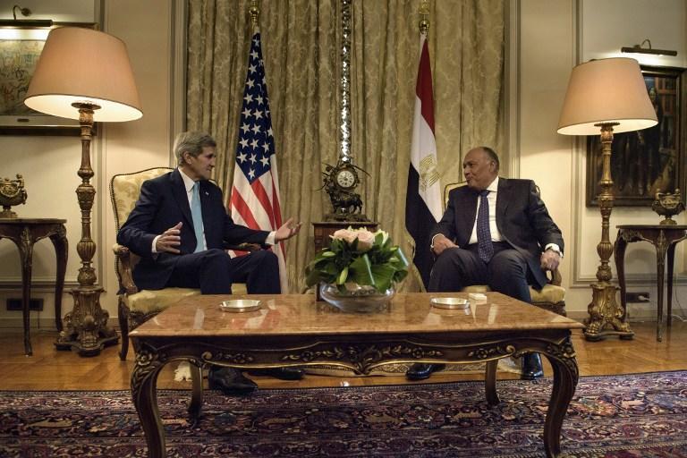 انطلاق الحوار المصري الأمريكي الإستراتيجي.. ومراقبون يشككون بمخرجاته