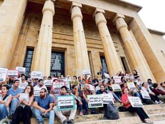 وزير لبناني: قضية النازحين سياسية أكثر منها اقتصادية