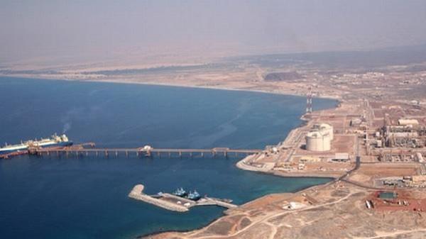 صادرات اليمن من الغاز تمضي رغم غلق الموانئ