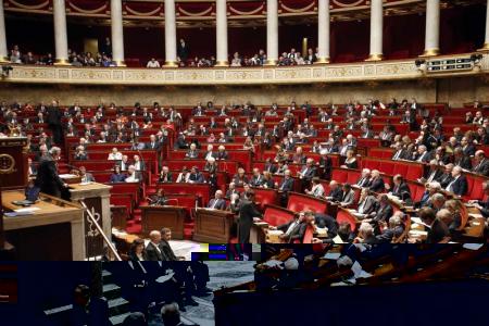 البرلمان الفرنسي يدعو الحكومة للاعتراف بالدولة الفلسطينية