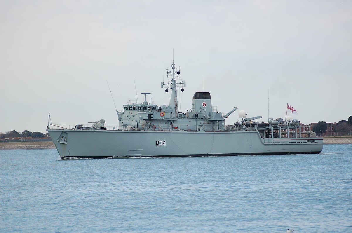 تدريب عسكري مشترك بين القوات البحرية الكويتية ونظيرتها البريطانية