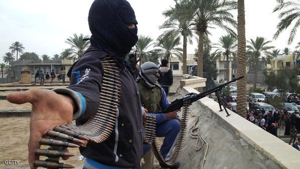 العراق: بلدة أكبر منشأة نفطية تخرج عن سيطرة الحكومة