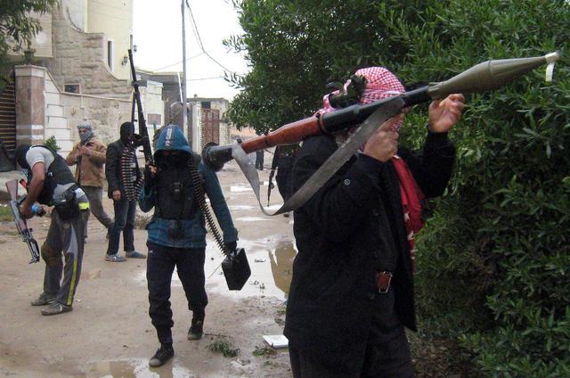 داعش تسيطر على مدينة تكريت بالكامل