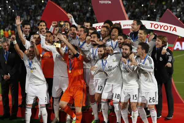 الدولة تستضيف بطولة كأس العالم للأندية