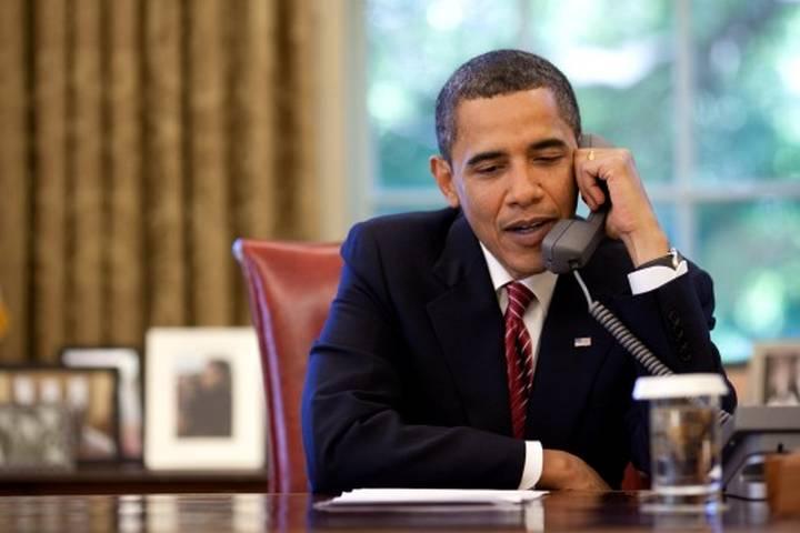 أوباما يهنئ الرئيس المصري عبد الفتاح السيسي