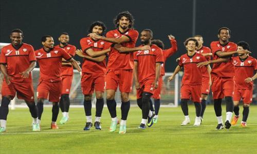 المنتخب الوطني يواجه أوزباكستان غداً ضمن تصفيات أمم آسيا