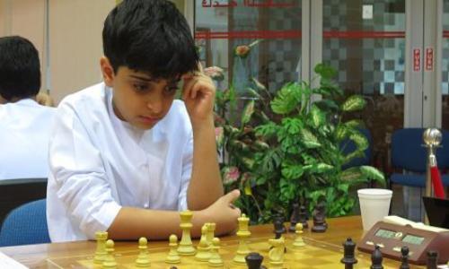 اختيار الفتى الراشدي أستاذاً دولياً في الشطرنج