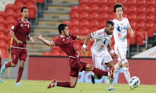 انطلاق الجولة الـ 20 من دوري الخليج العربي
