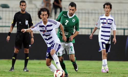 انطلاق الجولة 21 من دوري الخليج العربي