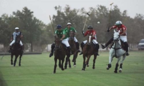 تتويج فريق بن دري ببطولة الإمارات المفتوحة للبولو