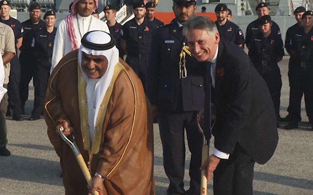 الإندبندنت: القاعدة البريطانية في البحرين تحول استراتيجي بين البلدين
