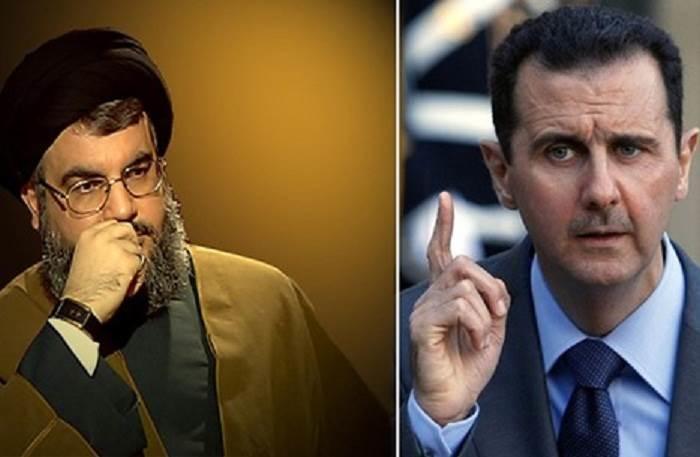 الجولاني: 5 ملايين يورو لمن يأتي برأسي الأسد ونصر الله