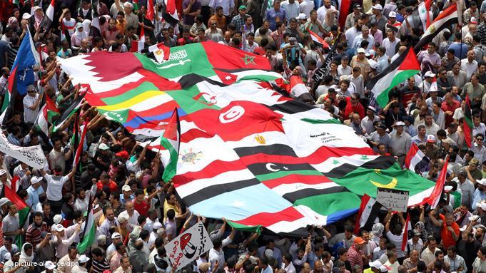 دراسة: 66 % من العرب يتوقعون نجاح ثورات الربيع العربي