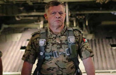 الأردن تنفي مشاركة الملك عبدالله الثاني بضربات جوية ضد داعش