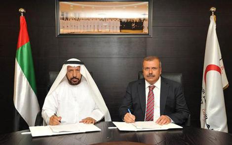 """""""الهلال الأحمر"""" يوقع اتفاقية تعاون أكاديمي لدعم مشروعاته الاستراتيجية"""