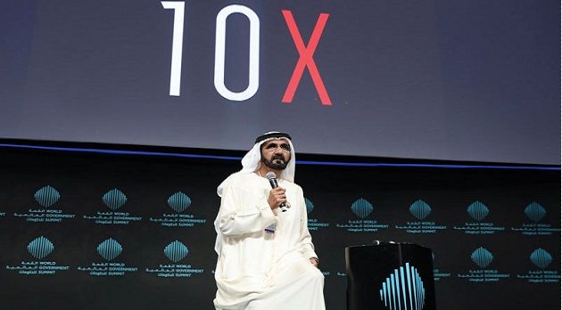 أطلقها محمد بن راشد.. 10X مبادرة نوعية على طريق «الرقم واحد» عالمياً