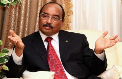 """من يمول """"هيئة خيرية""""  لنجل الرئيس الموريتاني """"أحمد"""" ؟"""