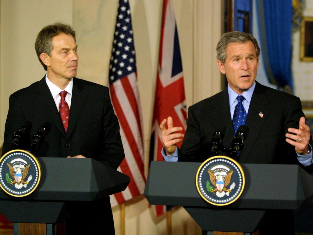 """""""بلير"""" يعتذر عن غزو العراق ويعترف أنه كان سبب ظهور """"داعش"""""""