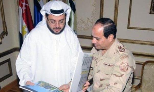 توقف مشروع المليون شقة إماراتية لحساب الجيش المصري في القاهرة