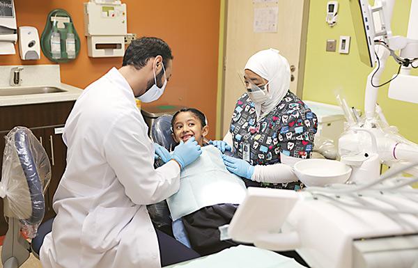 «صحة» تطلق الفحص الشامل للأطفال في أبوظبي