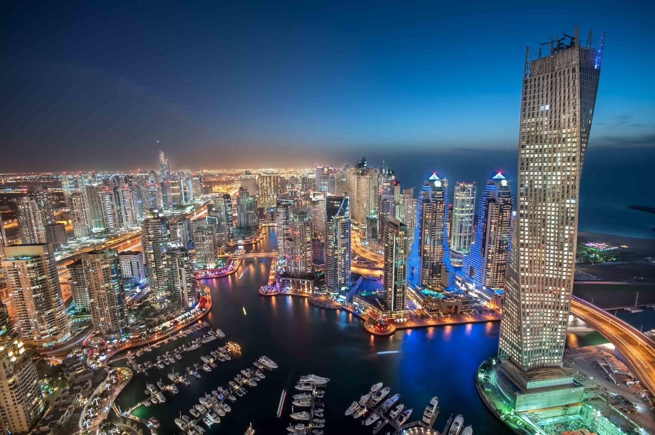 تقرير يتوقع 7 مليارات $ عوائد لقطاع دبي السياحي بـ2017