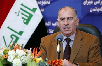 النجيفي يطالب بموقف دولي لمنع تحول العراق إلى حاضنة للإرهاب