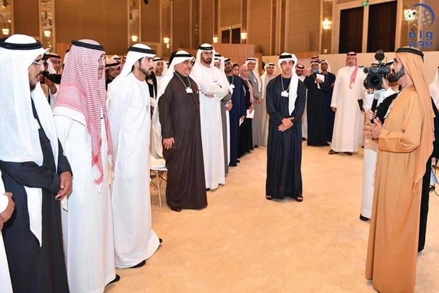 منصور بن زايد: الناتج المحلي لاقتصادي السعودية والإمارات تريليون دولار