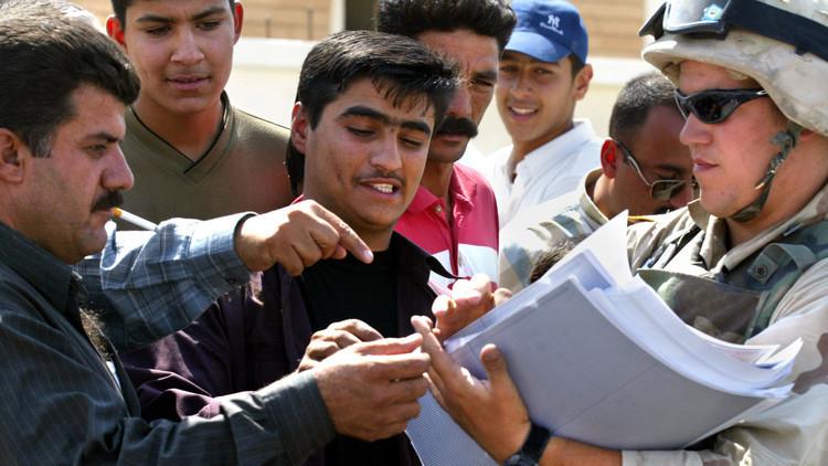 القوات الأمريكية في أفغانستان تلقي منشورا مسيئا للإسلام