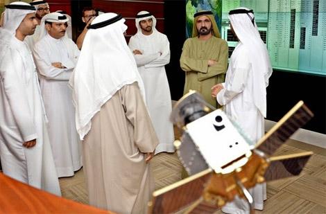 تريليون و100 مليار درهم الميزانية السنوية لوكالة الإمارات للفضاء
