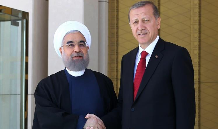أردوغان وروحاني في اتصال هاتفي: استفتاء كردستان سيجلب الفوضى