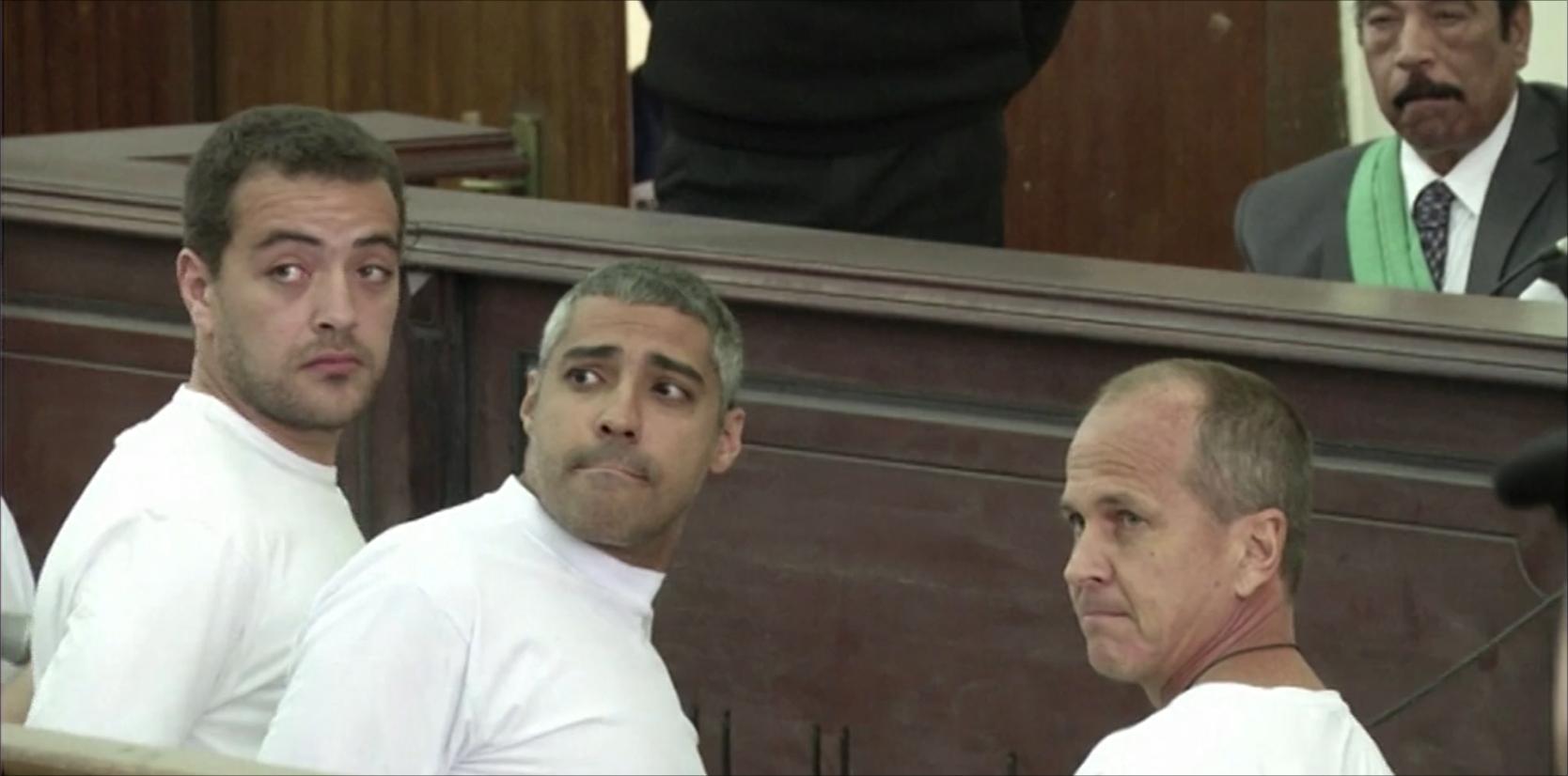 مصر تفرج عن  صحفي الجزيرة الاسترالي بيتر غريستي