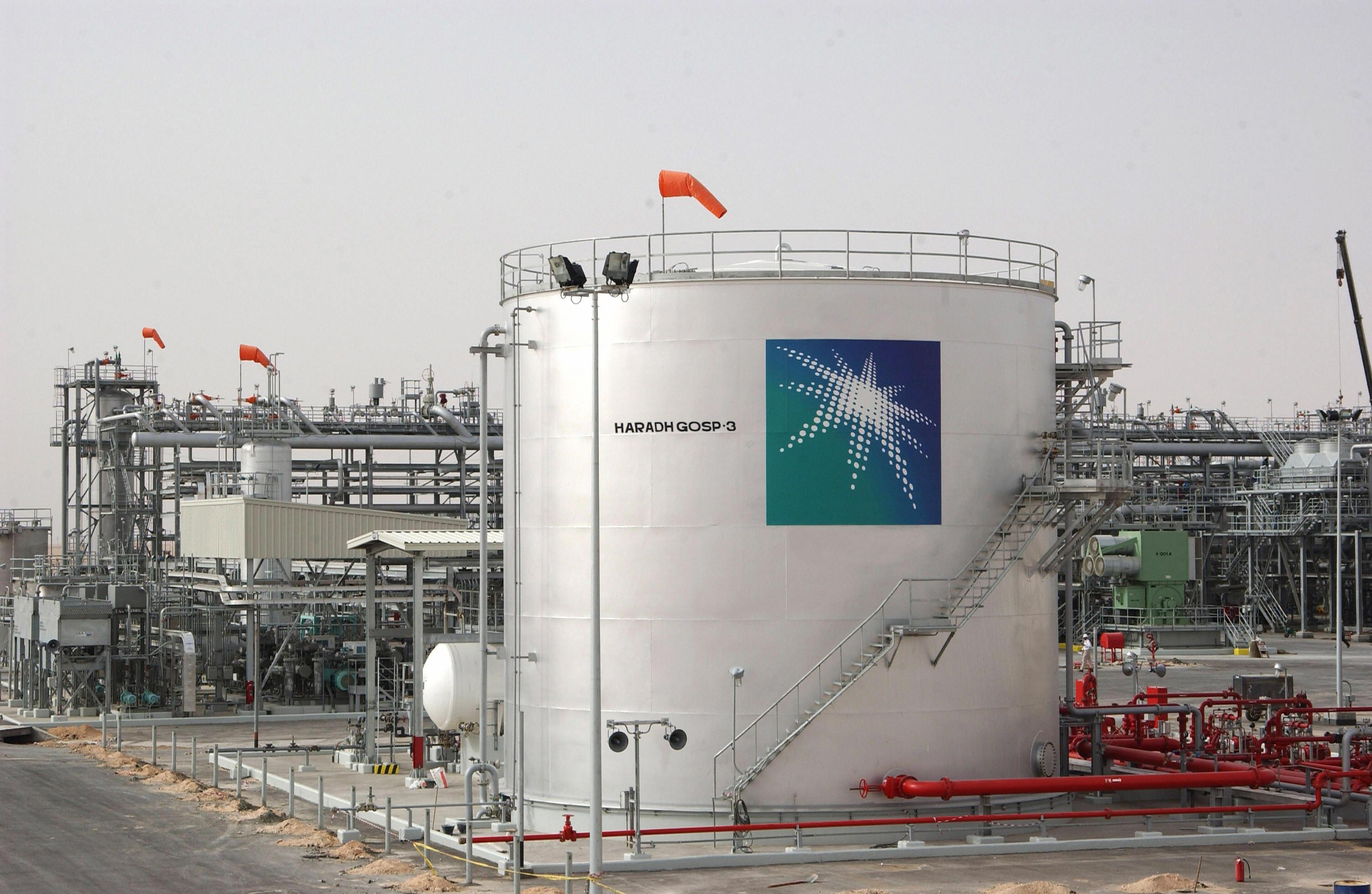 تأكيد خارجي لاحتياطيات النفط لدى أرامكو السعودية