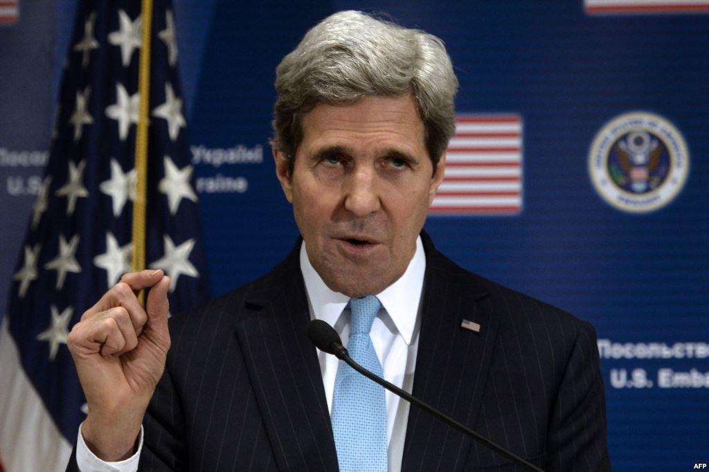 كيري: دول الخليج قلقة بشأن برنامج إيران النووي