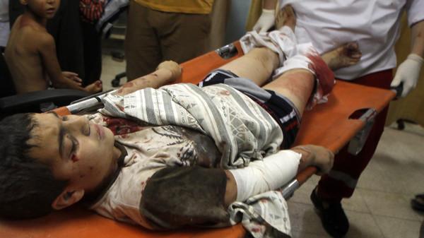 مجلس حقوق الإنسان يقرر التحقيق بالعدوان الإسرائيلي على غزة