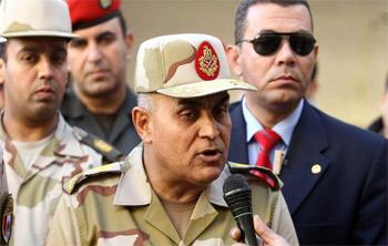 السلطات المصرية تؤكد المضي باستعادة الأمن في سيناء