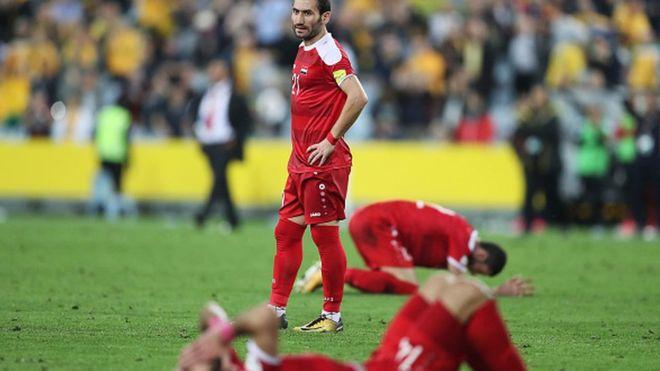 أستراليا تنهي بشق الأنفس حلم سوريا في التأهل لكأس العالم