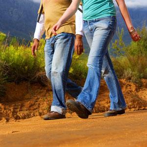 20 دقيقة مشي يوميا يُفقدك 4 كيلوغرامات في العام