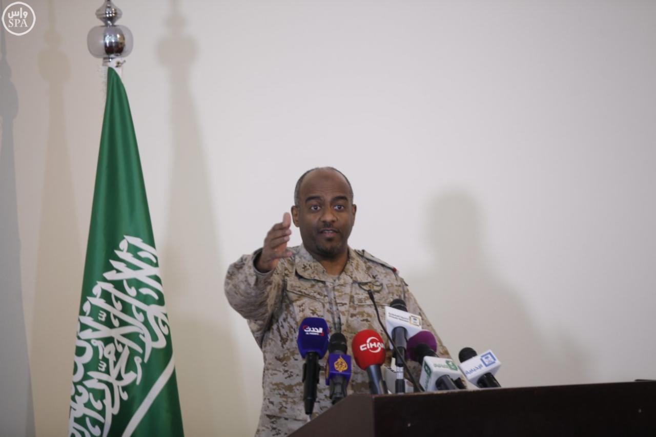 التحالف يستهدف معسكراً لمرتزقة أفارقة يجندهم الحوثيون