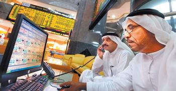 """""""سوق أبوظبي"""" يحقق أعلى مكاسبه منذ أغسطس الماضي"""