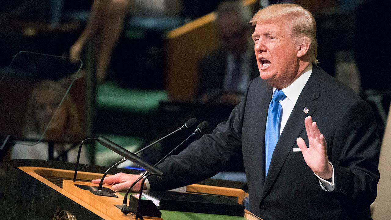 ترامب: توصلت إلى قرار بشأن الاتفاق النووي الإيراني
