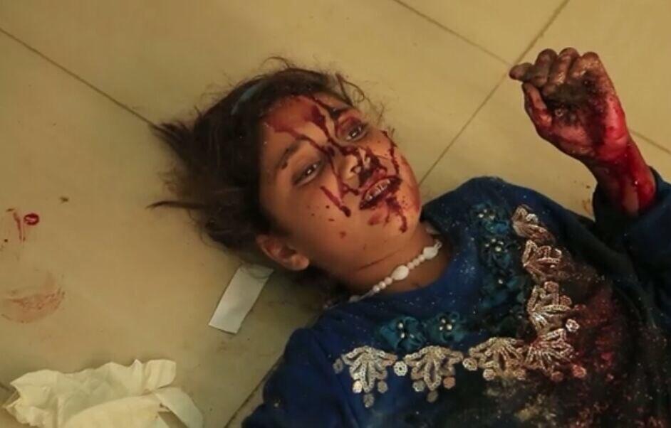 مجزرة في دير الزور.. 100 قتيل في قصف جوي لقوات التحالف