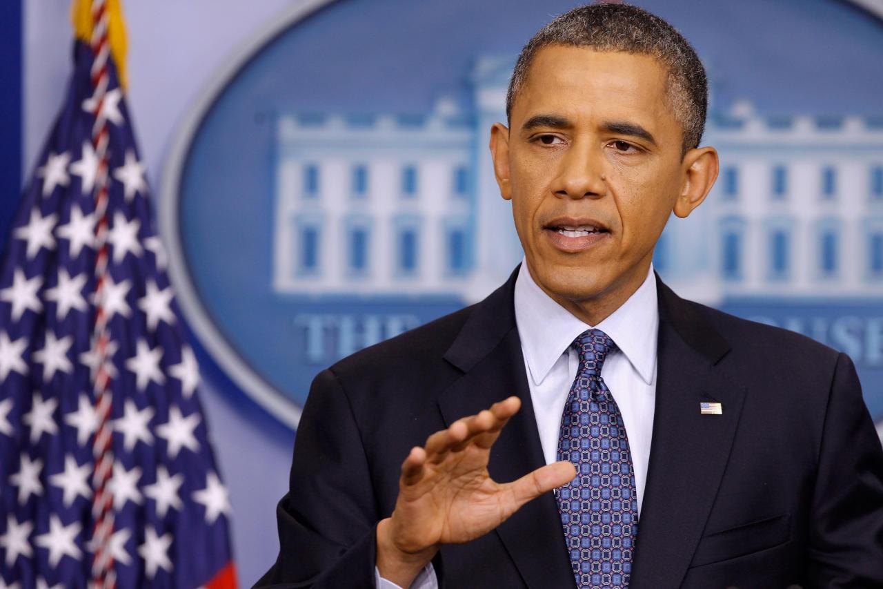 """أوباما مخاطبا الخليج: """"تصرفات إيران الخطيرة مبرر للاتفاق النووي"""""""