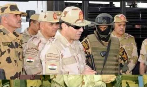 هل تقود مصر جيشاً عربياً لمحاربة داعش يعيد إخفاقاتها في سيناء واليمن؟