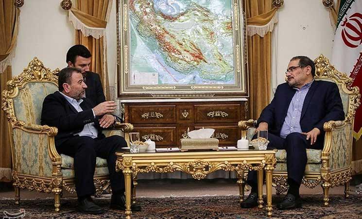 حماس: نرفض قطع علاقتنا مع إيران والمصالحة لن تؤثر على سلاح المقاومة
