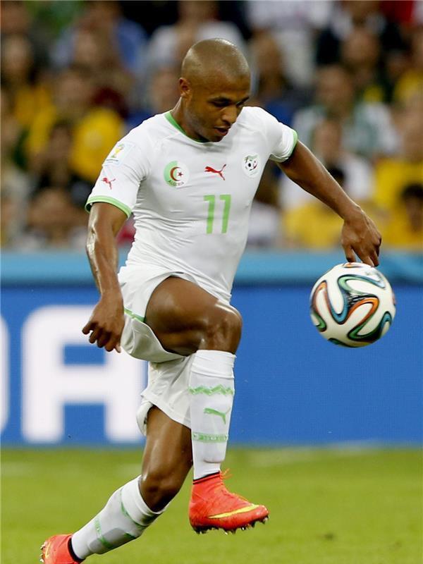 براهيمي يوقع عقداً للانضمام إلى بورتو البرتغالي