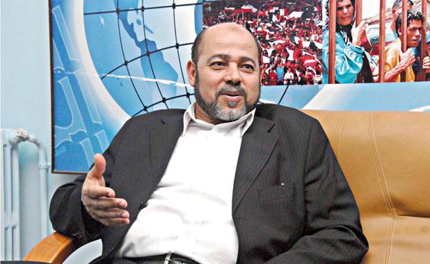 أبو مرزوق: العدو الصهيوني لم يعد يملك أن يفرض على غزة وضعا معينا