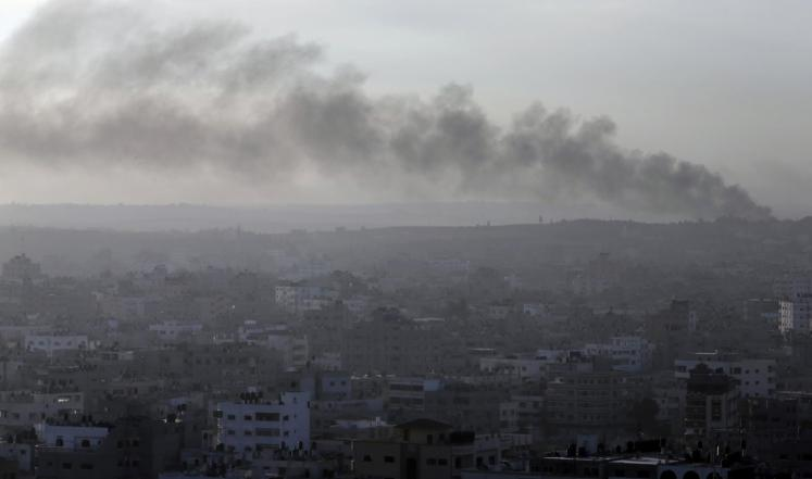 بدء سريان الهدنة في غزة لمدة 12 ساعة بين جيش الاحتلال وفصائل المقاومة