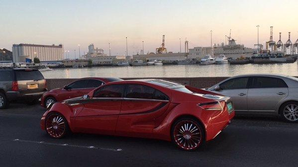 عمان تقترب من إنهاء تصنيع أول سيارة من تصنيعها الخاص