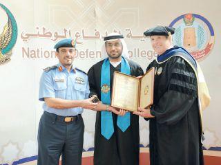 الدفاع الوطني تمنح شهادة الماجستير في الدراسات الأمنية والإستراتيجية